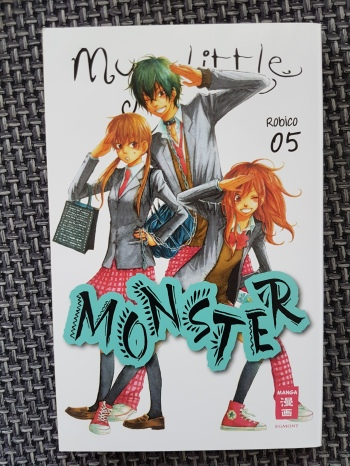 My Little Monster Band 5