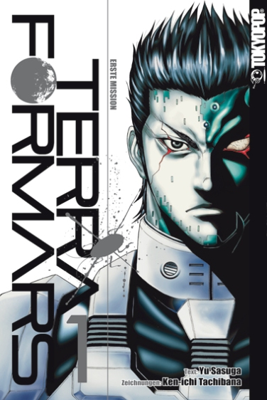 Terra Formars Band 1