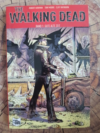 The walking Dead Gute alte Zeit Band 1
