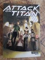 Attack on Titan Band 13